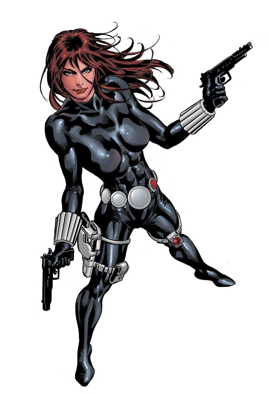 Black widow marvel superheroines
