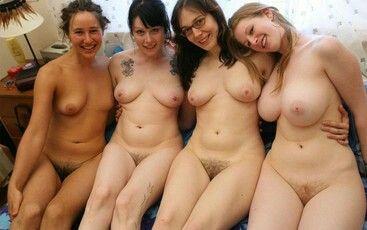 Nude beach lesbian orgy