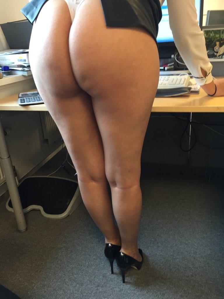 Voyeur office upskirts
