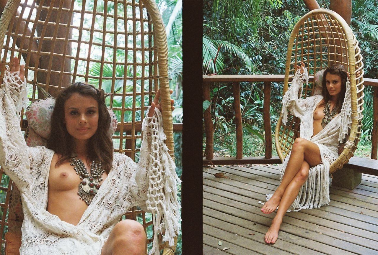 Nathalie kelley nude fakes