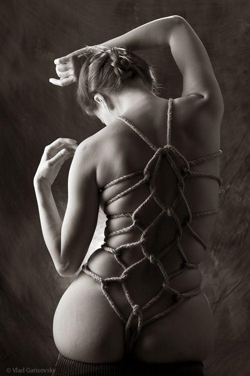 Shibari bondage art