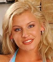 Kristina blonde porn