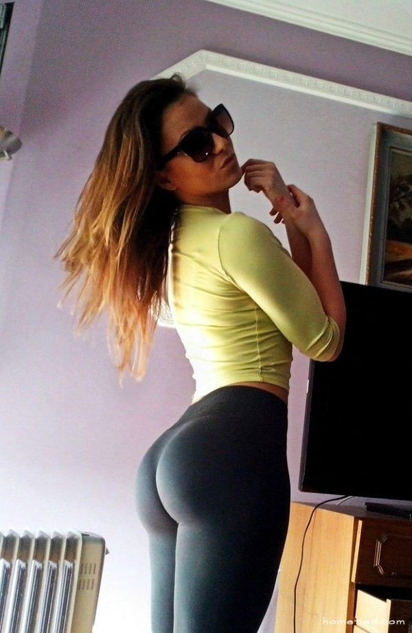 Gf tight ass yoga pants
