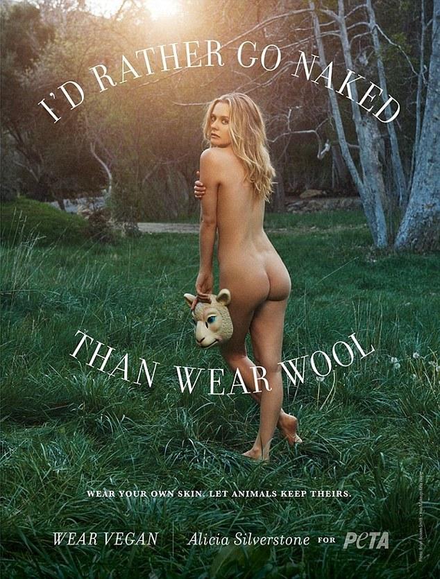 Alicia silverstone nude porn