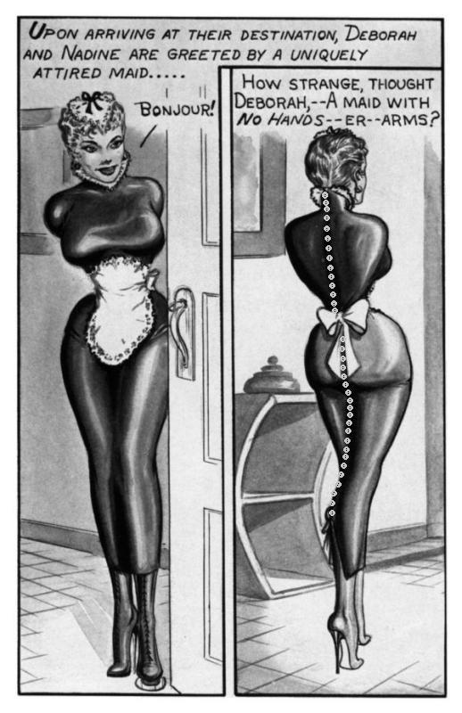 Bdsm sissy cartoon captions