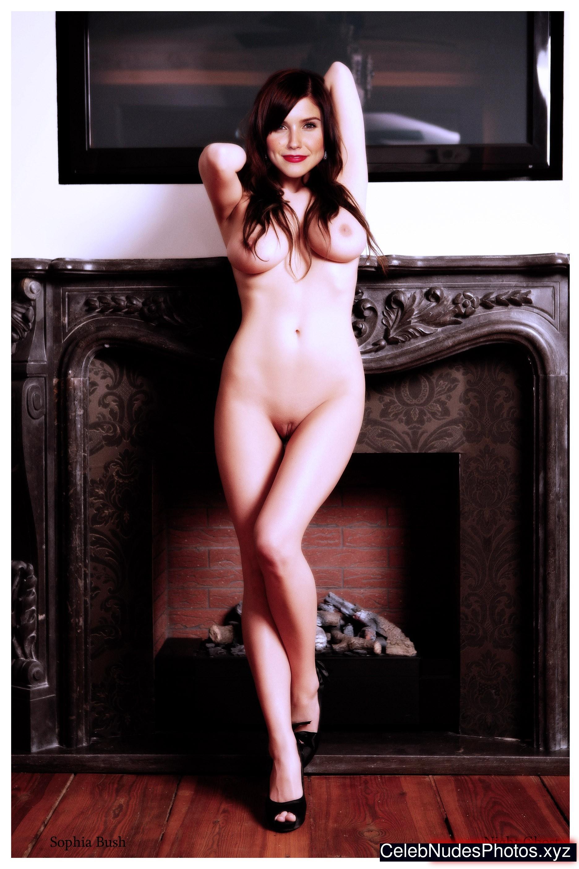nude Sophia porn bush