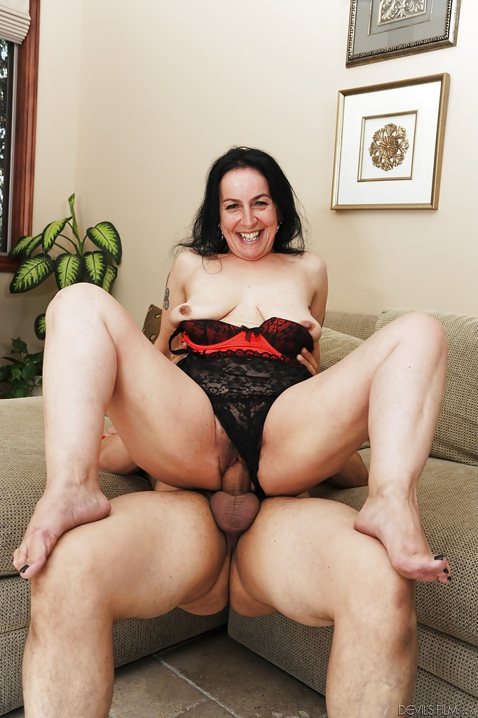 Miss nina swiss hairy mature