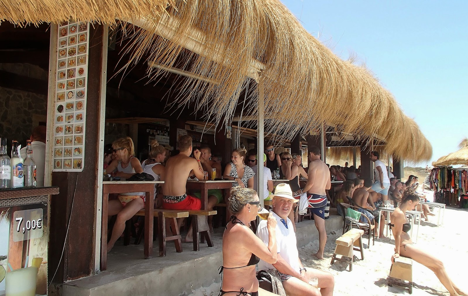 Spanish nudist beach resort