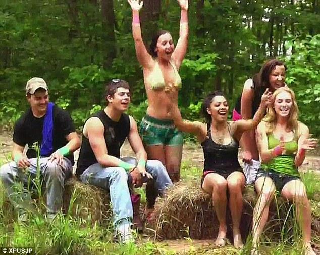 Buck wild naked guys