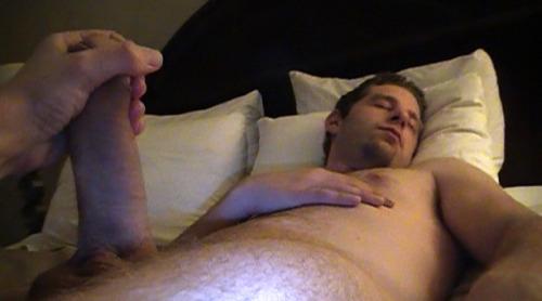 men porn sleeping Naked