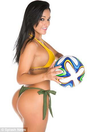 Brazilian big booty girls
