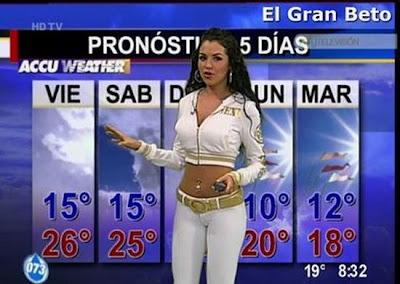 latina girls Hot weather