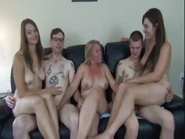 orgy Full porn family