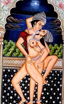 Indian nude kamasutra positions