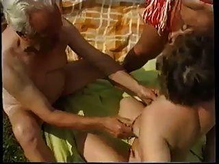 Mature swinger sex party
