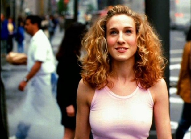 Sarah jessica parker sex and the city