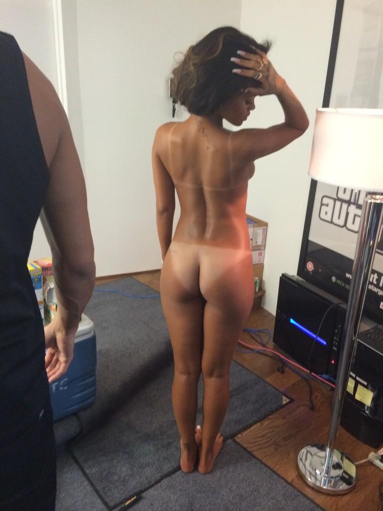 Rihanna nude leak