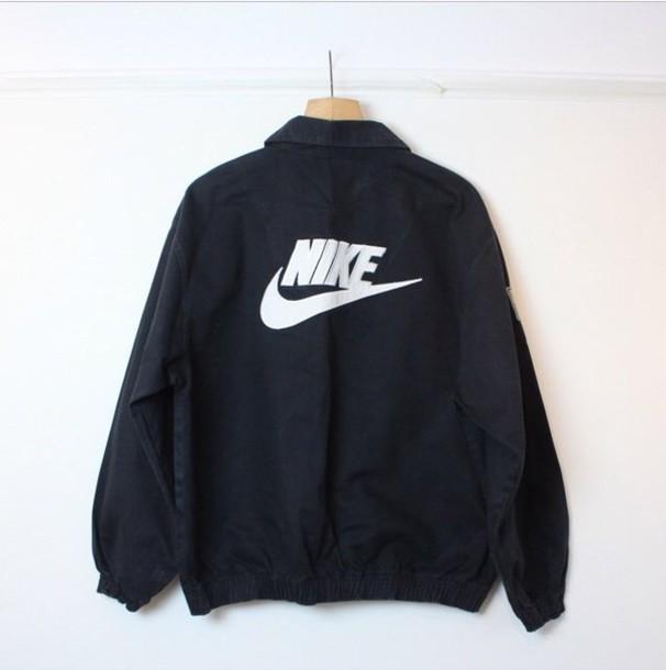 Vintage nike jackets