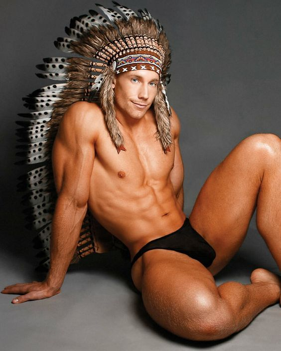 Native american indian gay porn