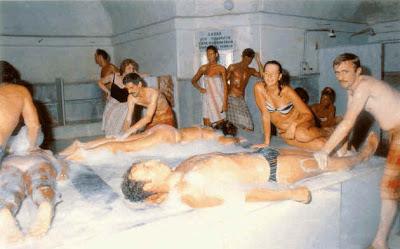 Turkish bath porn