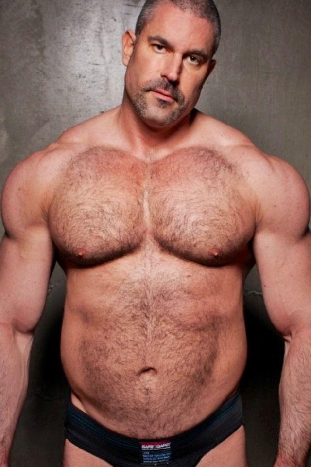 gay Beefy muscle porn cub