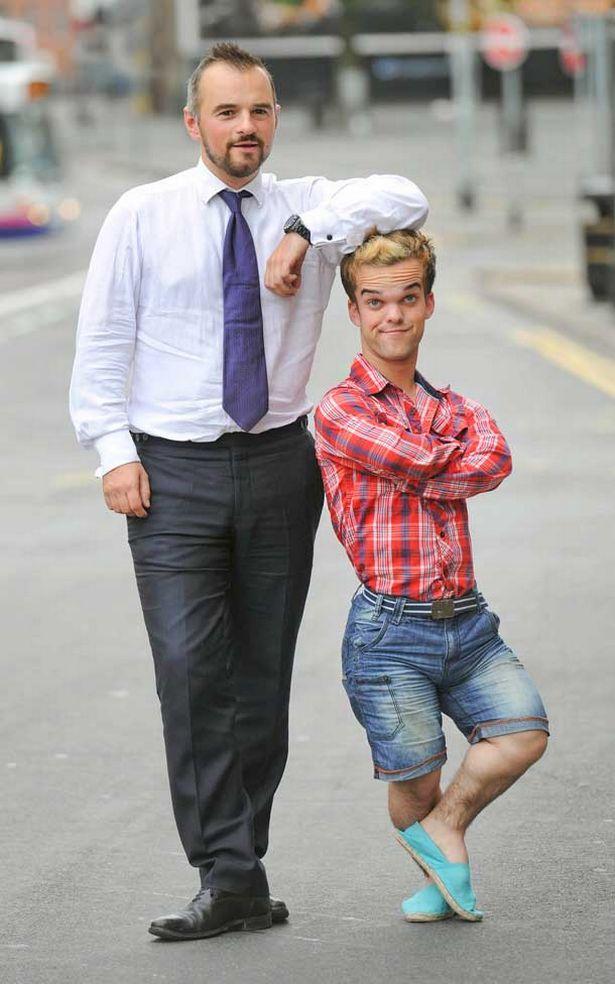 Gay male dwarf