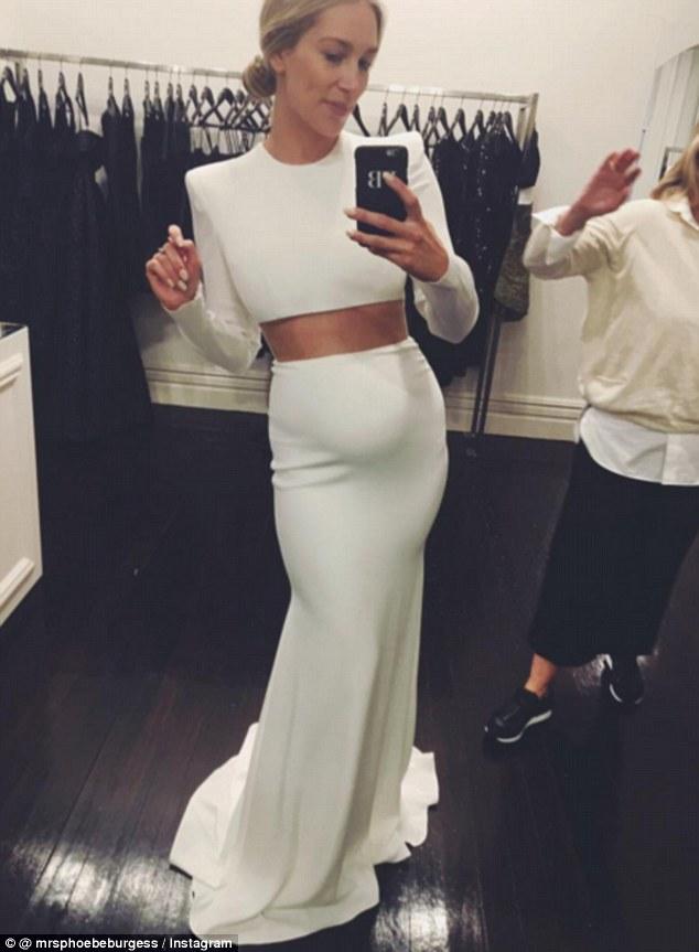 Phoebe price split skirt