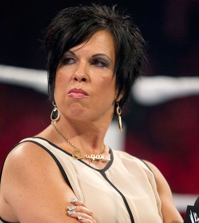 Wwe vickie guerrero boobs