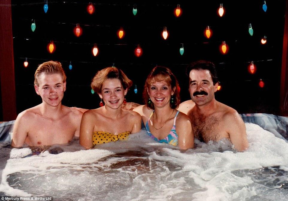 Nudist family christmas nude