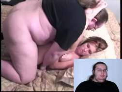 porn Fat guy