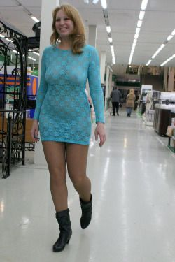 Mature milf see thru