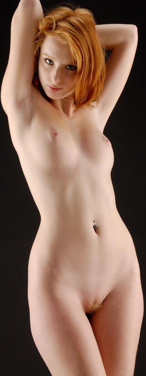 Nude redhead pretty pussy