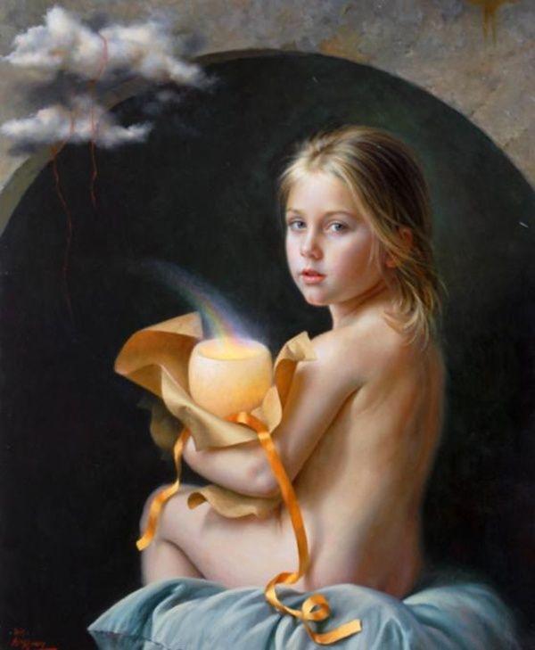 Nude nn model galleries