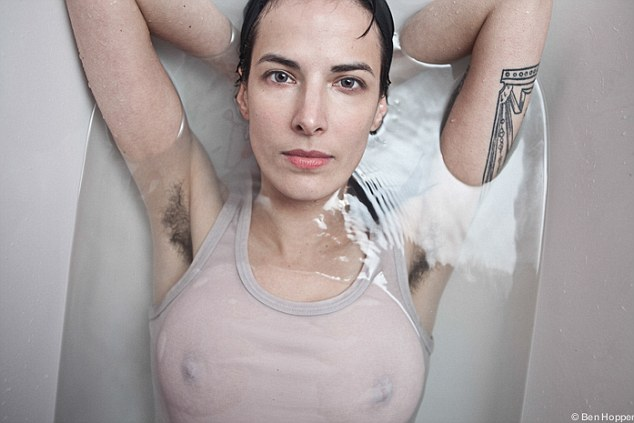 armpits hairy French with women