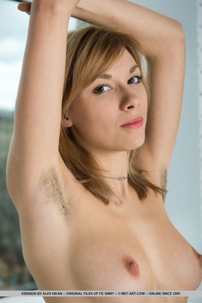 Girls with hairy armpits and pussy
