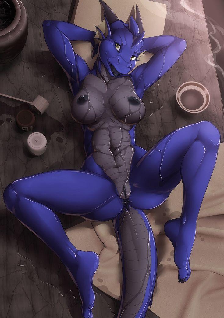 Female dragon furry porn