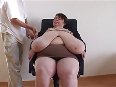 porn Fat old lady