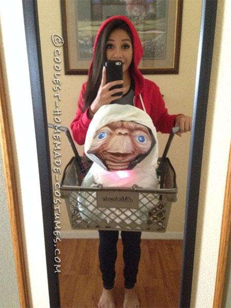 Homemade halloween costume ideas