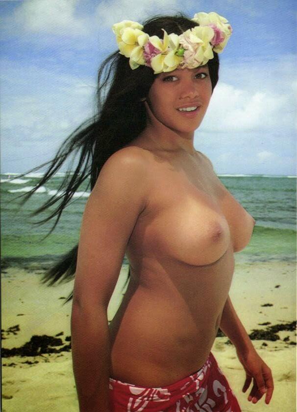 Beautiful hawaiian girls nude