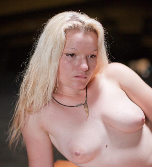 Nice pale nipples