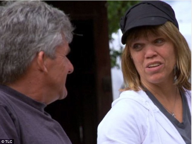Amy roloff nude fakes