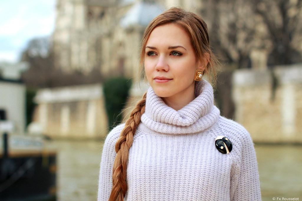 Cute russian teen