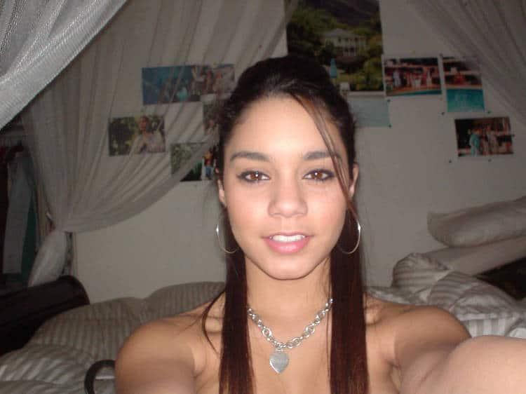 Vanessa hudgens leaked