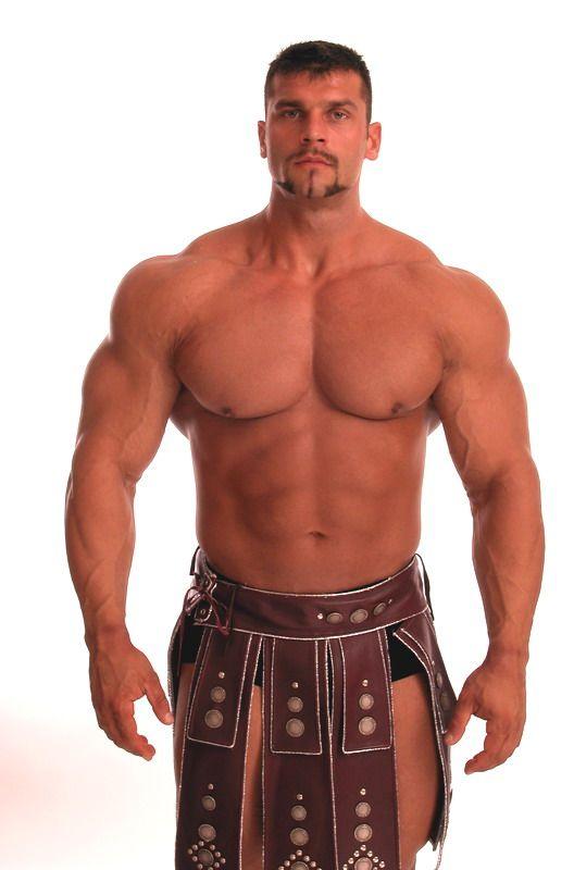 men muscle fantasy gay Nude