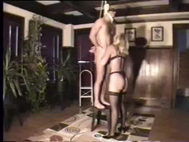 Hanging snuff porn