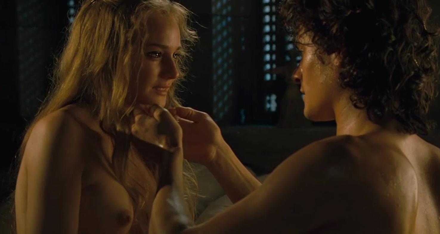 Troy sex scene nude