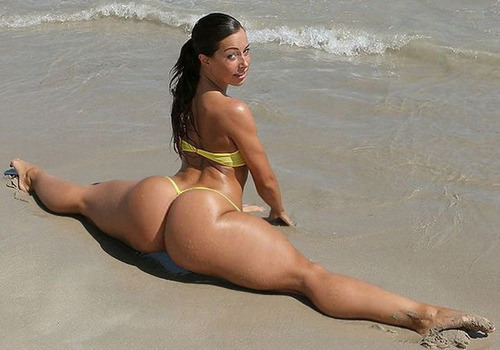 Latina nude beach