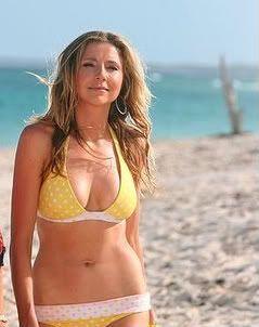 bikini Sarah chalke