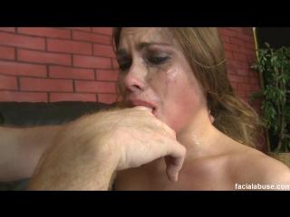 Facial abuse face fucked girls