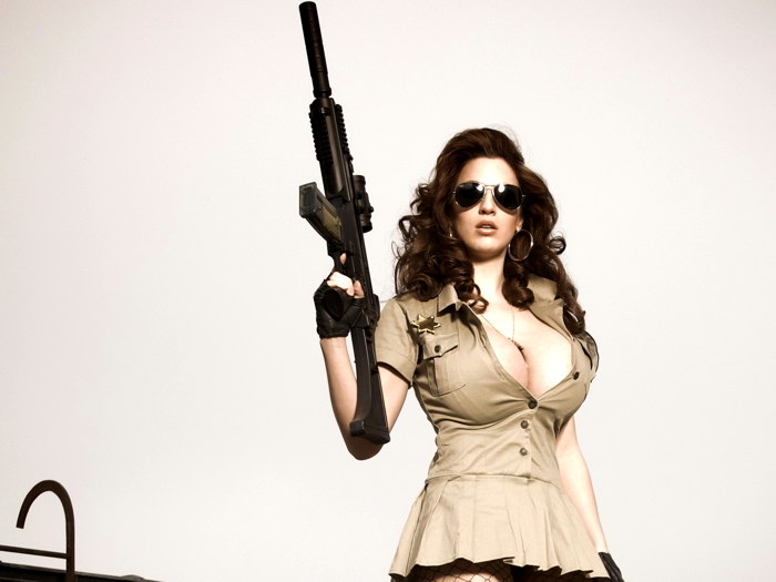 with Jordan gun carver